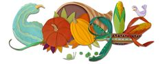 Thanksgiving 2015 | Google Doodle 11/26/15