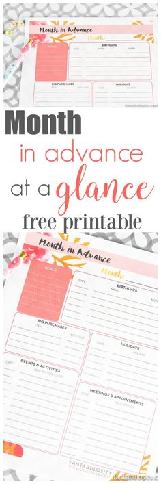 FREE PRINTABLE! Grab it without needing to give your email address