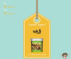 Máscara de 3kg Andiroba , tratamento profundo e duradouro , a @widicare tem o que mais gostamos os melhores produtos e preço acessível .      Compre aqui -> www.jube.com.br
