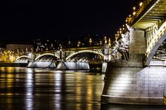 bridge in Budapest   download this night shot of a famous bridge in budapest Dim File: 5184 x 3456 px