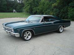 Chevrolet : Impala Sport Coupe