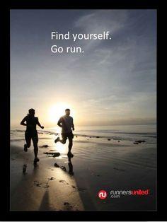 Love running on the beach!! Never feel more free
