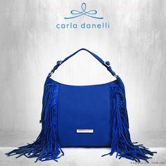 Carla Danelli – Carteras con flecos verano 2016