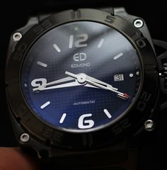 #Edmond Booster Watch Review
