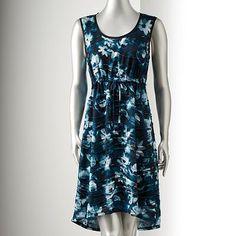 Simply Vera Vera Wang Windy Jacquard Dress Set - Women's