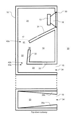 Patent US8094855 - Inverse horn loudspeakers - Google Patents