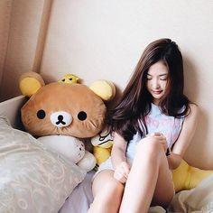 Image may contain: 1 person - สวยสดใส่ - Pretty Asian Girl, Sexy Asian Girls, Beautiful Asian Girls, Ulzzang Couple, Ulzzang Girl, World's Cutest Girl, Teen Photo Shoots, High School Girls, Girl Inspiration