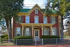 This tiny town has remained nearly unchanged since the 1800s, when it was founded.