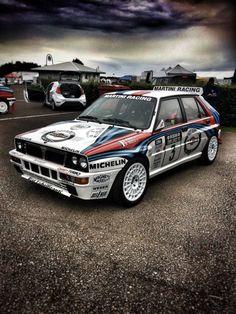 Subaru Rally, Rally Car, Lamborghini, Ferrari, Hatchback Cars, Martini Racing, Lancia Delta, Porsche, Bmw Cars