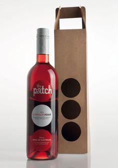 The Patch wine     Aula Creactiva. Escuela de Creativos. Madrid.