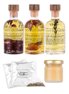 Lola's Apothecary Body & Massage Oil Collection (worth £108)
