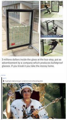 The Sherlock fandom strikes again.
