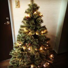 クリスマスツリー LEDライト