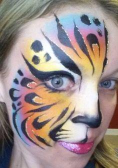 Cameron Garrett    Reid style tiger