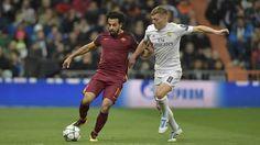 Salah and Kroos
