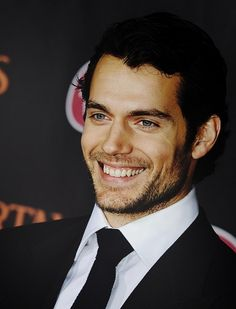 henry cavill: perfection