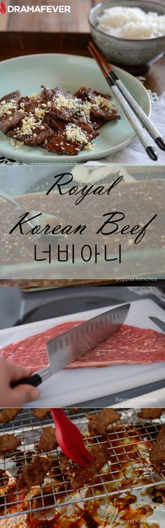 Learn how to make this delicious Korean dish that is fit for royalty!