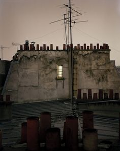 The Secret Rooftop Views of Paris Night Window, Window View, Rear Window, Paris Rooftops, Grand Paris, Paris Ville, City Aesthetic, Night City, That Way