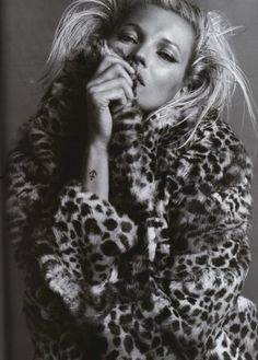 Kate Moss in Isabel Marant