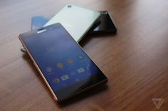 A closer look at Sony's sleek new Xperia Z3 and Z3 Tablet Compact | The Verge