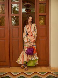 Albahaca Dress by Silvia Tcherassi