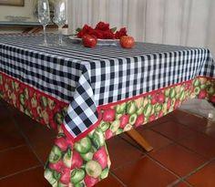 Resultado de imagem para toalhas de mesa artesanais