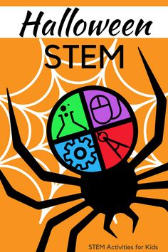 Halloween STEM activities from the authors at STEM Activities for Kids