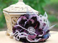 by Olga Shirobana on Etsy – Bridal Head Wedding Party Hair, Our Wedding, Wedding Ideas, Thin Headbands, Metal Headbands, Headpiece Wedding, Bridal Headpieces, Lavender Flowers, Small Flowers