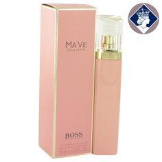 Hugo Boss Ma Vie Pour Femme 75ml/2.5oz Eau De Parfum Spray EDP Perfume for Women