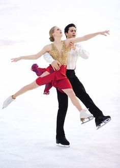 Ice Dance ~ Kaitlyn Weaver & Andrew Poje (Canada)