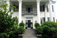 Antebellum Architecture in Charleston, South Carolina
