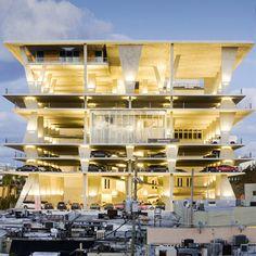 Herzog and de Meuron building in Miami