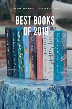 Best Books of What 2019 books should you add to your reading list ASAP? Some of these are also perfect for book club. Best Books of I had 2 excellent contenders for the book of 2019 and this year was also fantastic for family dramas! Feel Good Books, Books You Should Read, Best Books To Read, Good Books To Read, Books To Read For Women, Great Books, Best Fiction Books, Historical Fiction Books, Book Club Books