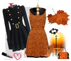 """""""Falling For Autumn"""" by jokudos on Polyvore"""