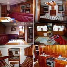 INTERIOR PICS OF YACHTS - Google Search