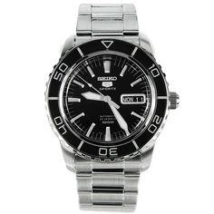 Seiko 5 Sports Mens Automatic Watch SNZH55K1 SNZH55