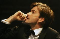 David Tennant Photo Of The Day - 15th September 2014: Playing the title role in 'Hamlet' - September 2008