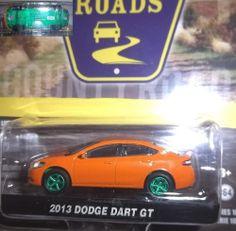 GREEN MACHINE GREENLIGHT County Roads 10 2013 Dodge Dart chase