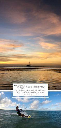 Cuyo Island, das kleine Kitesurfparadies liegt inmitten der Philippinen. Die anstrengende Anreise lohnt sich für Windhungrige aufjedenfall!
