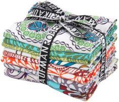Fabrics: Precut Fabrics and Notions