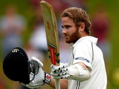 New Zealand's Kane Williamson scored his maiden test double century and shared a world record 365-run sixth-wicket partnership with wicketkeeper B