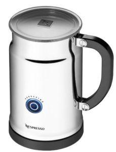 nespresso aeroccino milk frother review