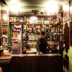 The oldest bar/cafe in Ascoli Piceno Le Marche Italy