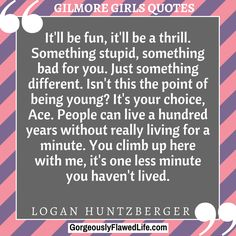 I absolutely love this quote, one of my favorites