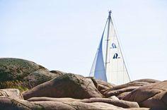 Hallberg-Rassy sail boat