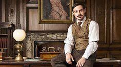 BBC One - Season One - The Paradise - Moray, played by Emun Elliott.