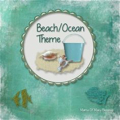 Mama Of Many Blessings: Beach and Ocean Activites