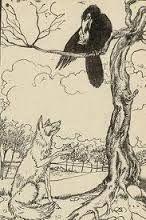 Risultati immagini per la volpe e l'uva