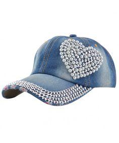 Soccer Girl Praying Unisex Trendy Cowboy Sun Hat Adjustable Baseball Cap