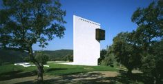 The House of Spiritual Retreat. Emilio Ambasz, Amarist blog #architecture 1975/2004. #arquitectura